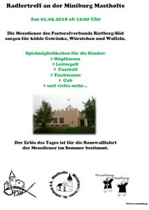 Plakat_Radlertreff_Miniburg_01_Mai_2018